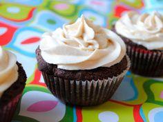 Gluten-Free Gingerbread Cupcakes | FaveGlutenFreeRecipes.com