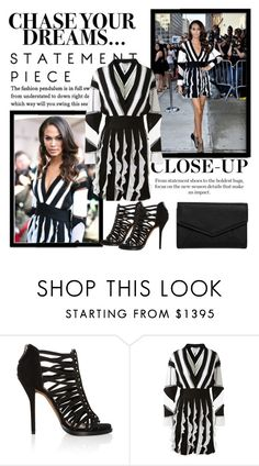 """Stripes!"" by sophia561 ❤ liked on Polyvore featuring Givenchy and LULUS"