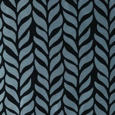PaaPii Design: Gray Plait Organic Sweatshirt Knit