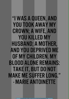 Marie antoinette serial killer quotes marie antoinette serial killer