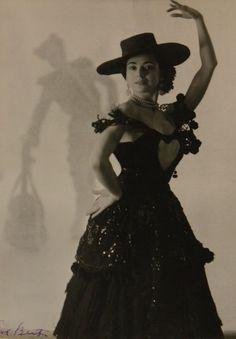 Margot FONTEYN.Марго Фонтейн СИРЕНЫ Фото: Сесил Битон 1946
