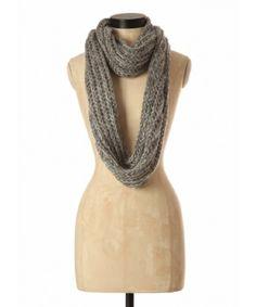 Kismet sequin eternity scarf-Bootleggar