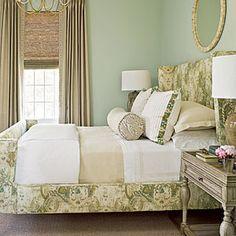 2012 Ultimate Beach House Room Tour | Guest Bedroom | CoastalLiving.com