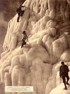 Arnold Fanck, maestro de películas de montaña - Arnold Fanck, the master of mountain films - Retro Ski - Nevasport.com Antelope Canyon, Retro, Skiing, Film, Nature, Photography, Inspiration, Travel, Art