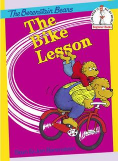 Buy Bike Lesson book by Stan Berenstain from Boomerang Books