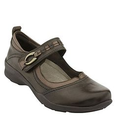 Best Flat Shoes | Earth Angelica Womens Maryjane Flat Bark Size  11 >>> You can find more details by visiting the image link.(It is Amazon affiliate link) #c4c