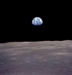 A Terra vista da Lua