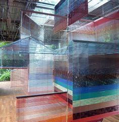 korean pavilion: haegue yang at venice art biennale 09