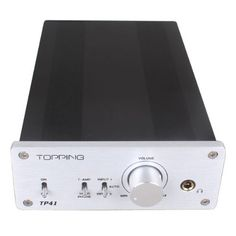 Topping TP41 220V TA2021B Class T-AMP Digital Mini Amplifier with Headphone 25 WPC by Topping. $189.29. Specifications: T-Amp: Tripath TA2021B Output Power 2 x 25W @ 4ohm, 2 x 14W @ 8ohm Signal-to-Noise Ratio (SNR) 100dB Dynamic Range 100dB IHF-IM Distortion 0.1% @ 1W, 4ohm THD Distortion 0.05% @ 13W, 4ohm 0.1% @ 15.5W 4ohm 10% @ 25W 4ohm 10% @ 14W 8ohm  Headphone-AMP Output Power 2 x 60mW @ 16ohm, 2 x 120W @ 32ohm THD Distortion 0.01% @ 100mW, 32ohm  HIFI Electronic Components...