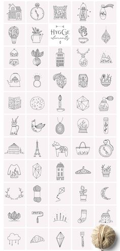 Hygge Collection - Illustrations - 7