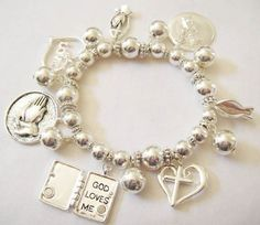 Christian Bracelet #faith jewelry #christian jewelry #christian gift