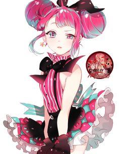 Anime girl render 21 by NotSoCreativ