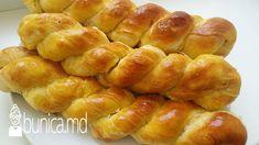 bunica.md — Plăcintă din foi Fillo facute în condiții de casă Hot Dog Buns, Hot Dogs, Pretzel Bites, Deserts, Sweets, Bread, Cookies, Food, Crack Crackers