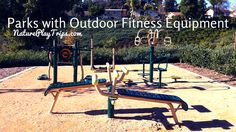 Parks with Outdoor Fitness Equipment