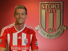 Peter Crouch, Stoke City Fc, English Premier League, Football, Games, Board, Sports, Soccer, Hs Sports