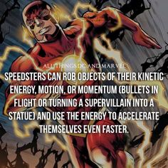 Did you know? I did! Absolutely adore the Flash. One of my top 5 favorite DC superheroes now! #SonGokuKakarot