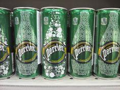 New packaging Perrier in Brazil