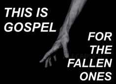 this is gospel // p!atd - ̗̀  ❉↠☾Pinterest// A l l y s s a J o n e s ☹ ☾↞❂