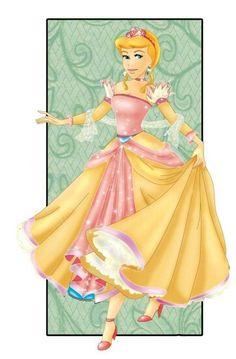 Cinderella: New Dress by Sonala on DeviantArt