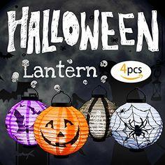 BONAOK Halloween Pumpkin Lantern,3D Paper Vintage Decorat... https://www.amazon.com/dp/B074MBJMVN/ref=cm_sw_r_pi_dp_x_NuS5zbNFTZD41