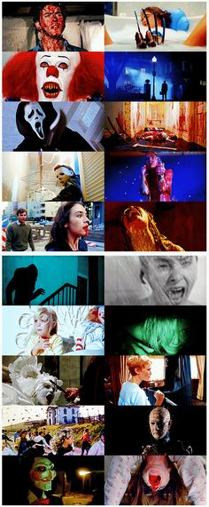 Horror movies the best of the best for the most part. Quarantine I didn't really like but oh well.