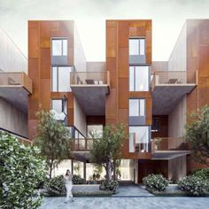ZENHUSEN Sustainable town houses