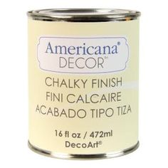 DecoArt Americana Decor 16-oz. Whisper Chalky Finish-ADC03-83 at The Home Depot