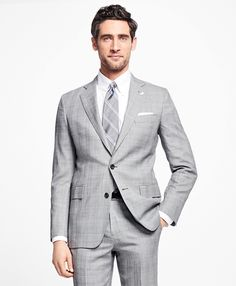 Groom Outfit Brooks Brothers Grooms Plaid Gingham Boyfriends