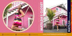 Visita nuestra página web y descubre la nueva colección #MATILDASCLOSET y aprovecha las ofertas de verano  #Fashion #Newcollection #Retail #moda #fashionista #outfit #trendy #woman #weekendstyle #prints #shop #shopmatilda Shop Now: http://ift.tt/1QsYT4p http://ift.tt/1hUEfOO http://ift.tt/1MDtyLA