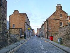 Young Street, near Charlotte Square, Edinburgh, Scotland