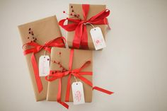 Inexpensive Gift Wrapping