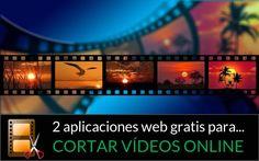 Cortar vídeos online puede ser útil cuando nos interesa quedarnos sólo con un fragmento de un vídeo. Puedes hacerlo fácilmente con estas 2 aplicaciones web.