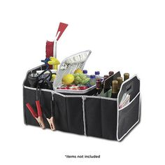 Heavy-Duty Trunk Organizer with Cooler at 62% Savings off Retail!