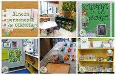 Recursos: Recopilatorio de materiales e ideas sobre Ciencia para el aula de Educación Infantil
