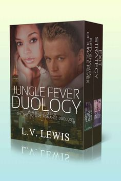 Jungle Fever Duology: A Boxed Set of The Ghetto Girl Romance Duology ($3.99 to #Free) - #AmazonBooks