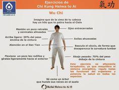 Reiki Heiwa to Ai ® (HAR): Wu Chi o Wu Ji - Ejercicios de Chi Kung Heiwa to A...