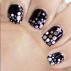 These 47 Christmas Nail Art Designs are all new and fresh ideas that we haven't posted previously and we wanted to share them with you. All of these designs were found from various sources so make sure to visit them when you are done checking out this post for more creative ideas. We really tried …