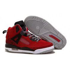 Women Nike Air Jordan 3.5 Retro Suede Red Black White Grey Air Jordan 3, Nike Air Jordan Retro, Air Jordan Shoes, Jordan Swag, Jordan Sneakers, Air Jordans Women, Womens Jordans, Jordans For Men, Cheap Jordans