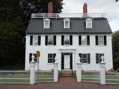 Hocus Pocus House, Salem, MA  @Aubrey Godden Blackburn lets go see Allison's house!