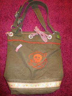 Naeh-Colchen : Seesack Tasche