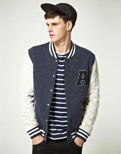 Wrap Up Warm In Functional & Stylish Quilted Jacket To Transit From Autumn/Winter 2011 To Spring/Summer 2012 (1)