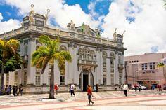 Aracaju   -  Palacio do Governo - Sergipe