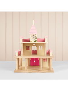 ... Wooden Princess Castle | View All George Wooden Toys | ASDA direct