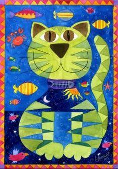 Miau has a dream ^•◡•^ (54 pieces)