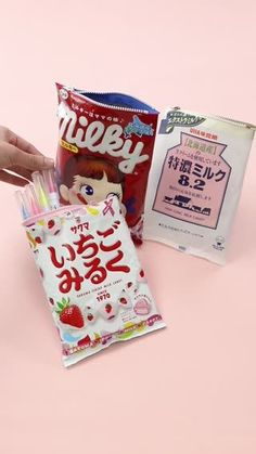 SNSで話題沸騰!エコ可愛い「お菓子ポーチ」が簡単に作れちゃう☆ | C CHANNEL Small Sewing Projects, Diy Projects For Kids, Crafts For Kids, Handmade Crafts, Easy Crafts, Diy And Crafts, Paper Crafts, Craft Gifts, Diy Gifts