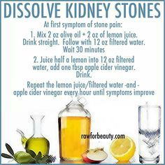 Kidney stones https://www.youtube.com/watch?v=LlfItxKDN3s Great for future reference...kidney stones are excruciating.