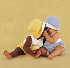 Not a white or black thang.  It's a love thang.  It's a love thang.  Can't we all just get along?