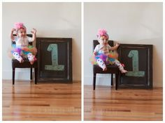 1 Year Old Photos by Amanda Mann Photography: Brynleigh's 1!!! {St. Louis Children's Photography}