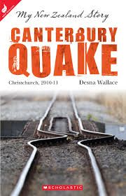 Canterbury Quake: Christchurch, by Desna Wallace - ISBN: 9781775431824 (Scholastic) Earthquake Damage, True Story Books, Habits Of Mind, City Library, Classroom Environment, Her World, Reading Time, Got Books, Canterbury