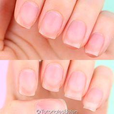 Grow Long Nails, Grow Nails Faster, How To Grow Nails, Nail Growth Tips, Nail Care Tips, Nail Tips, Cute Nails, Pretty Nails, Pink Nails